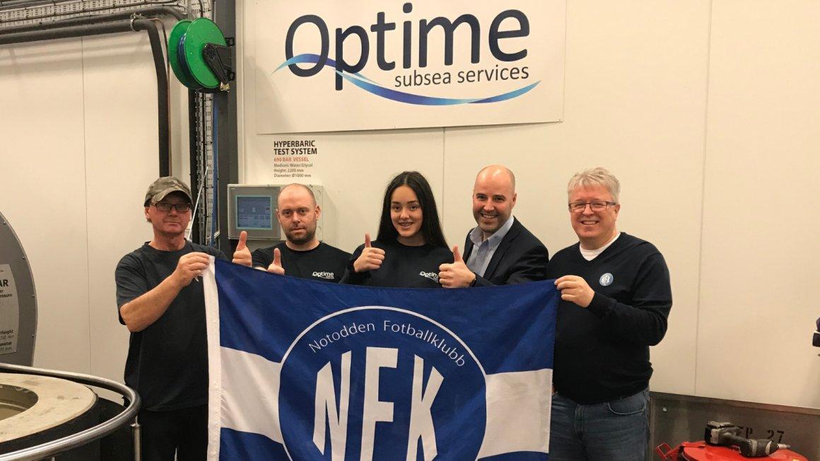 Optime Subsea signert samarbeidsavtale