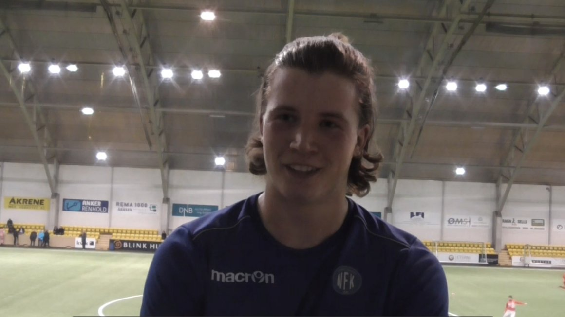 Nybergsund - NFK: 1-4
