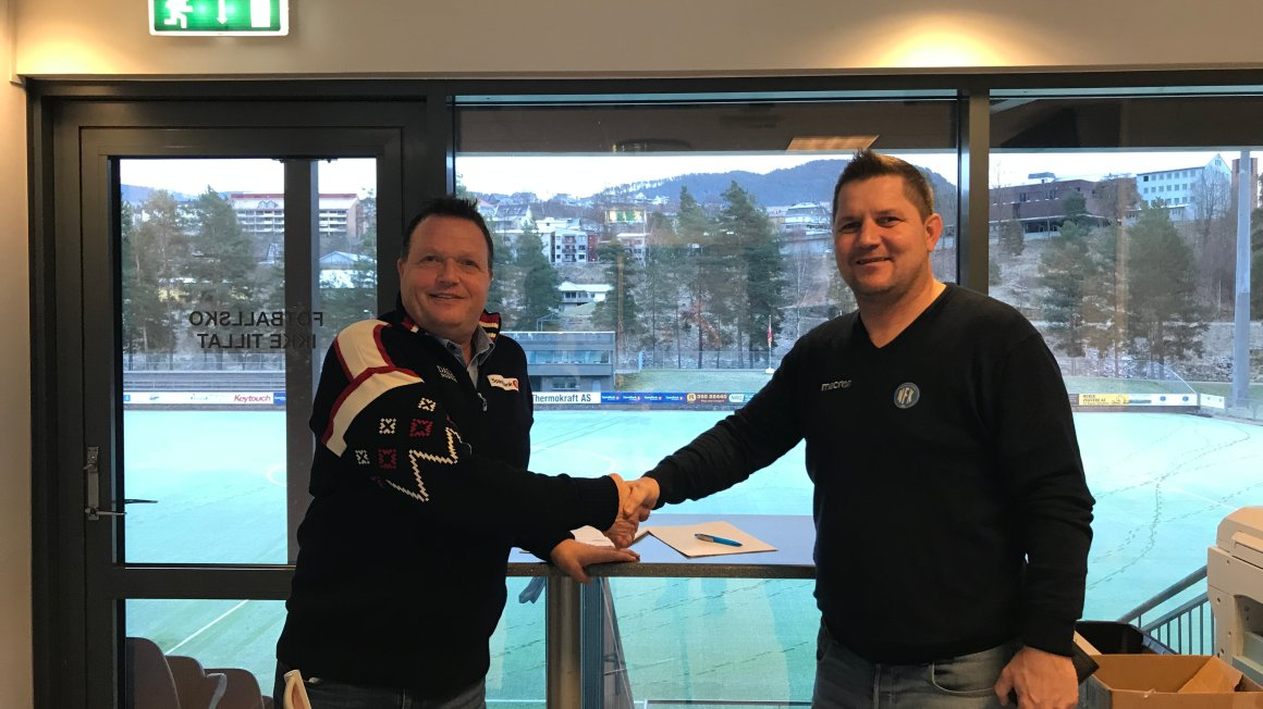 Sparebank1 Telemark øker samarbeidet med NFK