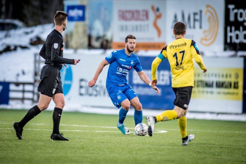 Steffen Jenssen klar for to nye år i NFK.