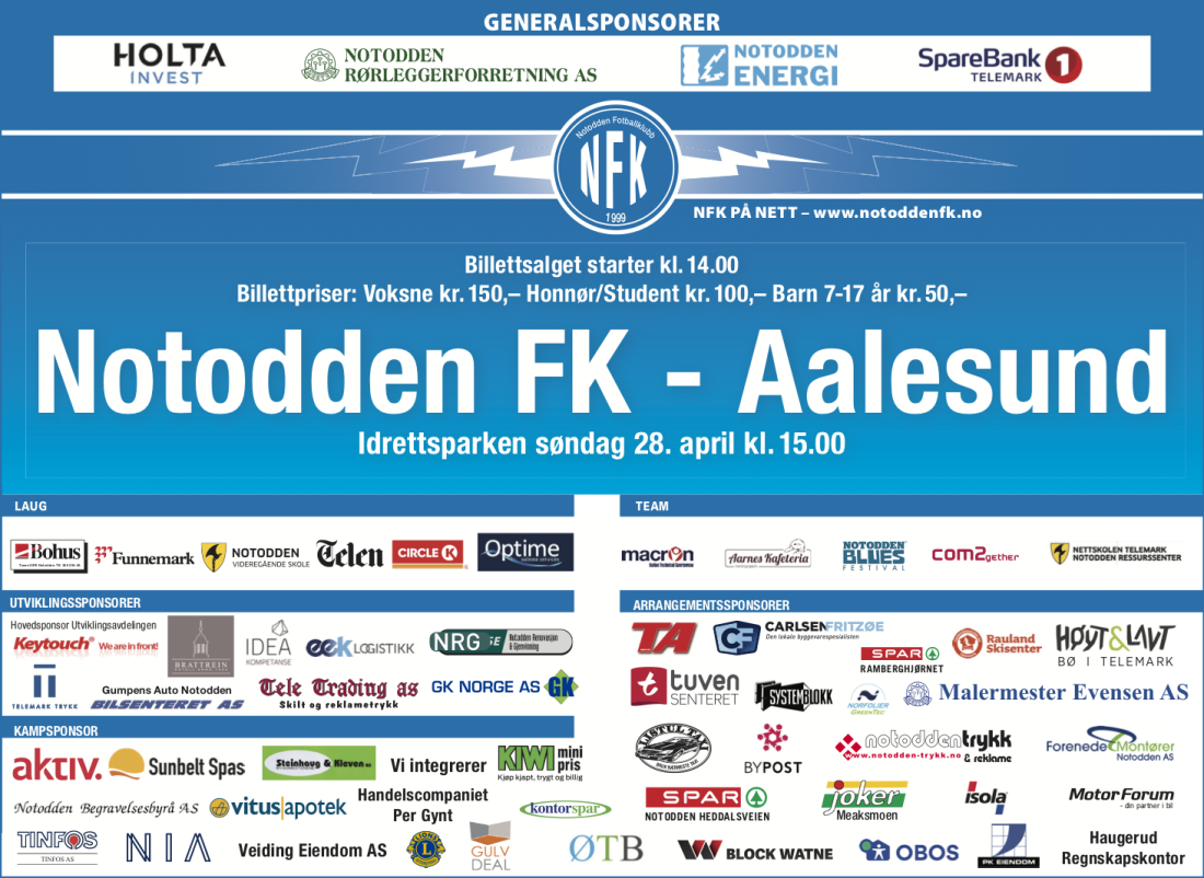 Korr. NFK-Aalesund