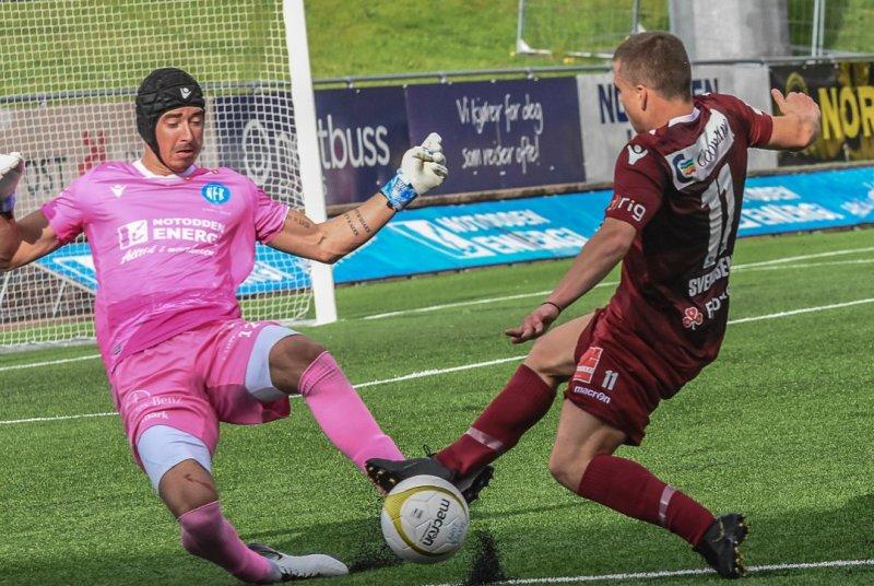 2021: Espen Vasby er NFK-spiller ut 2021.